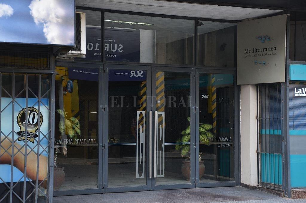 Figueroa llevaba 17 meses preso por el crimen del agenciero turístico Hugo Oldani, cometido dentro del local de Galería Rivadavia, la tarde del 11 de febrero de 2020. Crédito: Archivo El Litoral / Manuel Fabatía