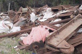 Doce imputados por la sustracción de materiales de Ferrocarriles Argentinos