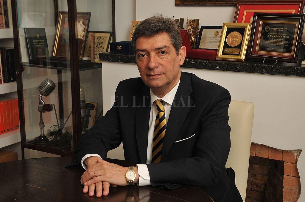 El santafesino Horacio Rosatti se encamina a ser el Presidente de la Corte Suprema de Justicia  -  -