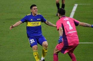 Boca superó a Patronato en los penales y clasificó a la semifinal de la Copa Argentina
