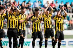 Peñarol y Athlético Paranaense van por la final de la Sudamericana