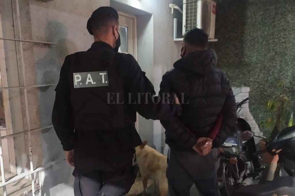 El autor de los disparos fue detenido y se le inició causa por infracción a la Ley Sarmiento (Crueldad Animal) y daños. Crédito: El Litoral