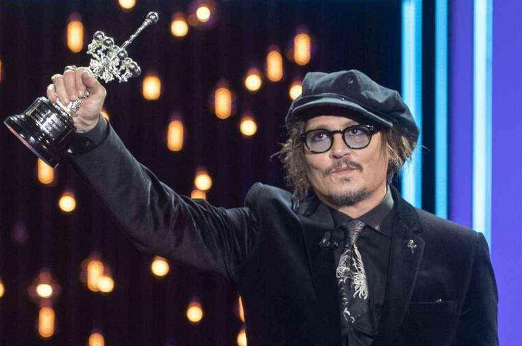 Johnny Depp recibió el Premio Donostia a su trayectoria en el Festival de San Sebastián. Crédito: Imagen ilustrativa