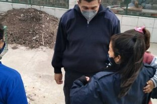 Se olvidó a su hija dentro de un colectivo de Corrientes