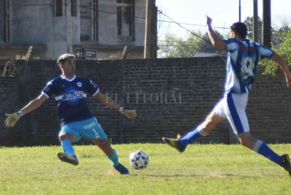 Banco gana. El equipo de Cóceres-Fanjul hizo lo suyo pero Belgrano también ganó y nada se modificó en la zona alta de la tabla.  Crédito: Luis Cetraro