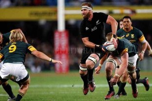 Con ocho cambios, los All Blacks buscarán el título del Championship ante Sudáfrica