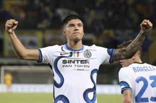 Buenas noticias para Scaloni: Joaquín Correa estaría recuperado de su lesión y llega para la triple fecha FIFA