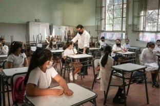 Confirman clases presenciales plenas y destacan avance de vacunación anticovid en Corrientes