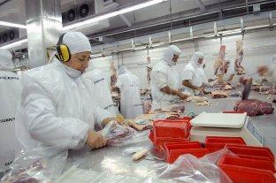Crecen 25% las exportaciones de carne en agosto, respecto de julio, pero caen 17% interanual