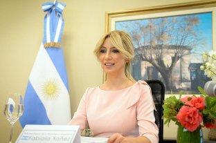 El Gobierno confirmó que Fabiola Yáñez está embarazada -