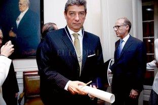 Horacio Rosatti, bronce y barro