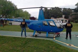 Se grabaron mientras disparaban a jabalíes desde un helicóptero: fueron detenidos