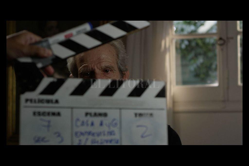 """""""Álvaro Izurieta. Retrato del Maestro"""", película póstuma de Mario Cuello que se estrenará el lunes próximo. Crédito: Gentileza producción / Grupo de Cine"""