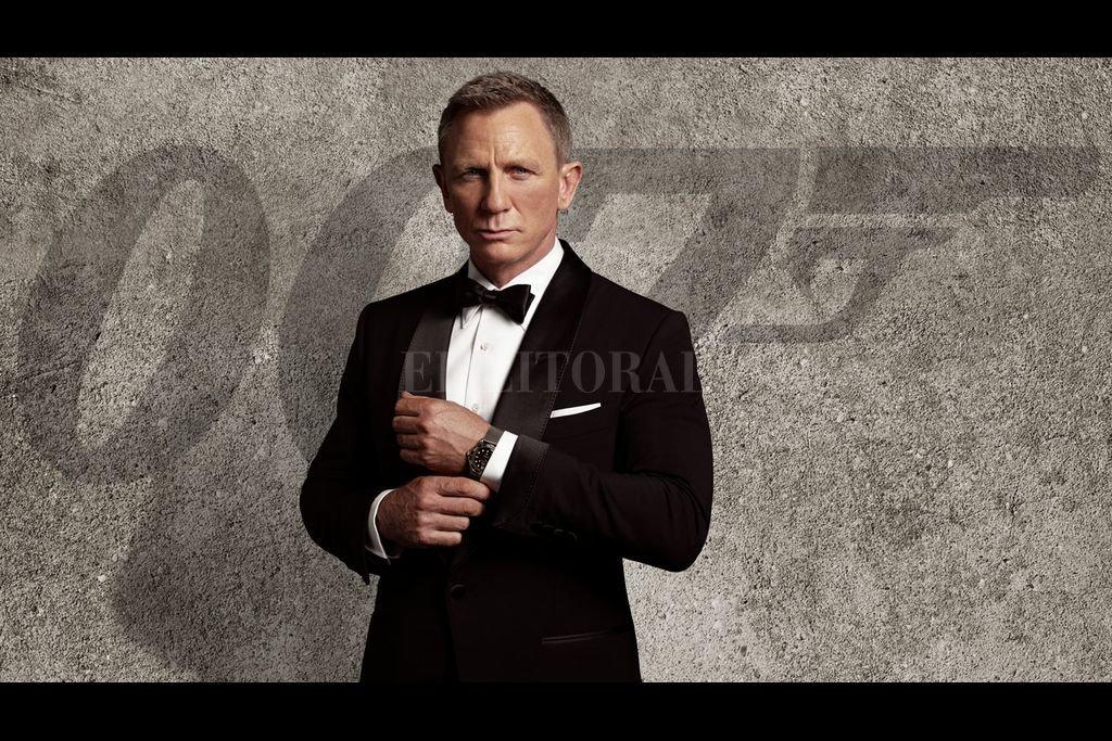 """El actor Daniel Craig es el que tiene a su cargo el personaje del 007 en """"Sin tiempo para morir"""". Crédito: Metro-Goldwyn-Mayer (MGM), Universal Pictures"""