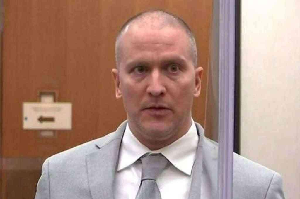 Derek Chauvin, el expolicía de Minneapolis condenado por asesinar al afroestadounidense George Floyd. Crédito: Imagen ilustrativa