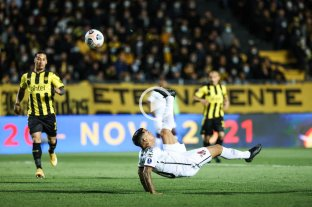 Video: con un golazo, Paranaense toma ventaja en la semifinal de la Sudamericana