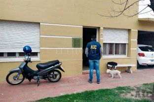 """Detienen a un kinesiólogo """"trucho"""" en San Carlos Centro"""
