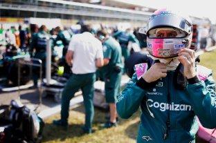 Sebastian Vettel, optimista con Aston Martin