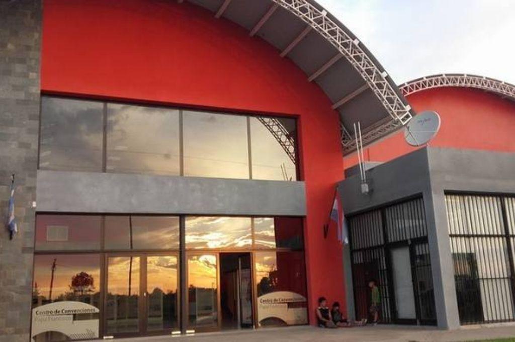 Centro de Convenciones de Villaguay. Crédito: Gentileza