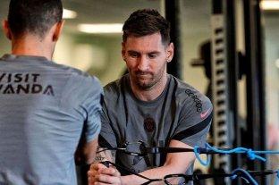 Messi no jugará este sábado para PSG ante Montpellier