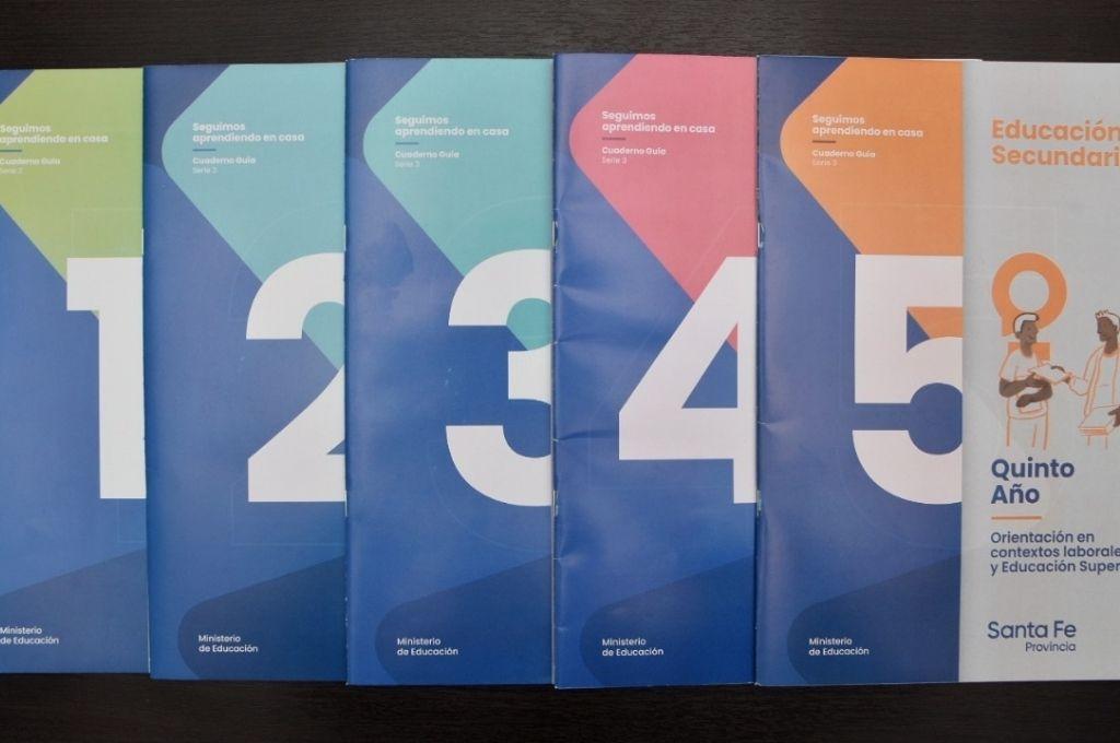 Los Cuadernos pedagógicos se han realizado con un trabajo compartido entre docentes de distintas regiones, con especialistas y consultores curriculares para todos los niveles. Crédito: Gentileza