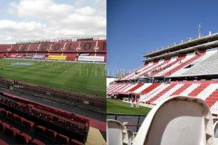 Esta es la capacidad de cada estadio del fútbol argentino con el 50% de aforo -