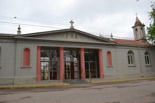 Construyen nuevos nichos en el cementerio San Salvador de Casilda