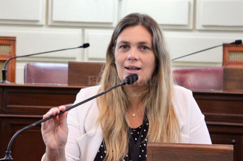 Diputada provincial Silvana Di Stefano. Crédito: Archivo El Litoral