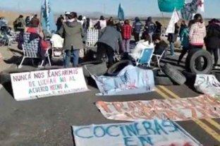 Piquetes en Neuquén: más del 50% de los locales no abrieron