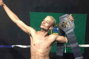 Un luchador principiante de MMA murió a los 22 años por los golpes
