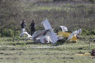 Cayó una avioneta cerca de la Autopista Buenos Aires-La Plata: hay dos muertos