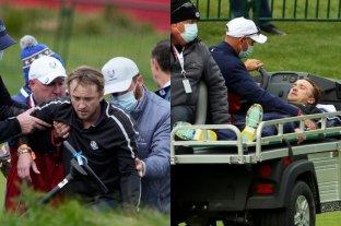 Tom Felton, Draco Malfoy en Harry Potter, colapsó durante un partido de golf benéfico