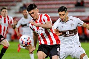 Estudiantes y Platense empataron 1 a 1 en La Plata