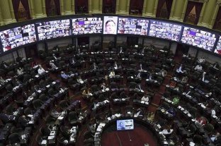 Desde Juntos por el Cambio piden la presencialidad total en Diputados