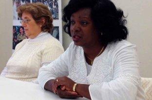 Liberan en Cuba a Berta Soler, líder de las Damas de Blanco