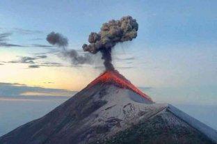 El volcán de Fuego de Guatemala cesó su actividad eruptiva