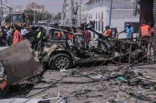 Al menos ocho muertos en un ataque con coche bomba cerca del palacio presidencial de Somalia