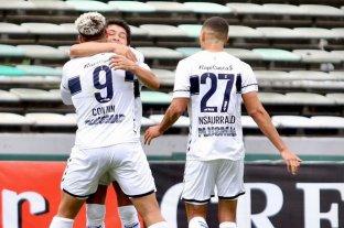 """Con un gol del """"Pulga"""", Gimnasia le ganó a Aldosivi en Mar del Plata"""