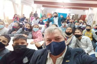 Maratón Nacional de Lectura en la Escuela Denis