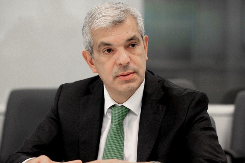 Ministro de Agricultura, Julián Domínguez Crédito: Gentileza