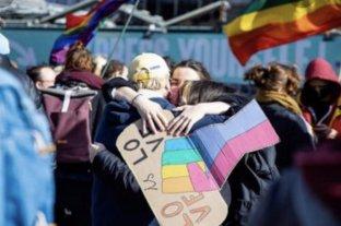 Suiza en un referéndum aprobó el matrimonio igualitario