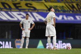 """Domínguez: """"Nunca pudimos controlar la pelota"""""""