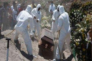 Ya son 4,7 millones de personas fallecidas por coronavirus en el mundo