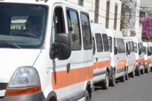 Córdoba: bajó un 40% la demanda de transportes escolares en la vuelta a la presencialidad