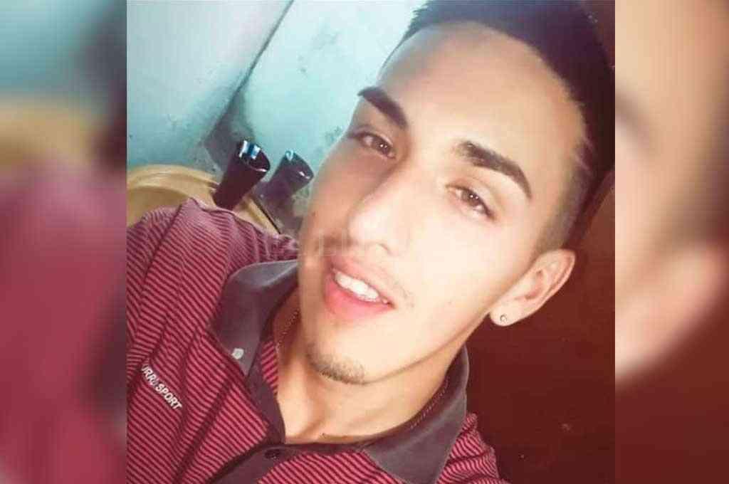 Jonatan Bogarín tenía 21 años, y murió desangrado luego de recibir dos disparos en el pecho. Crédito: Gentileza