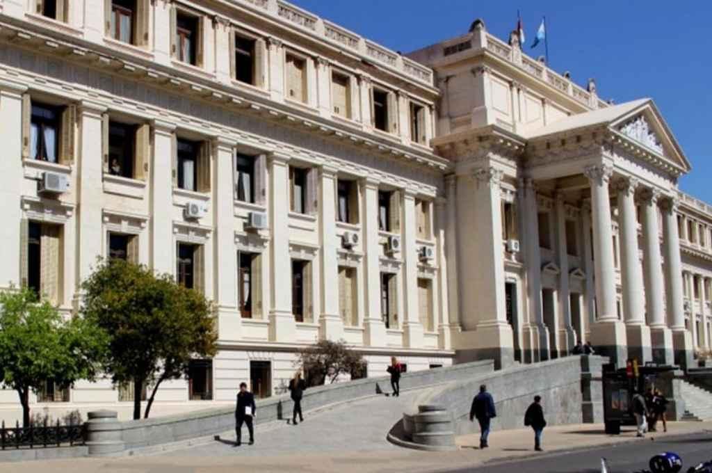 Poder Judicial de Córdoba Crédito: Gentileza