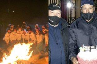 Sancti Spiritu: jóvenes festejaron la primavera y tuvieron un gran gesto con la Guardia Urbana