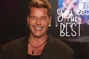 """Ricky Martin se hizo unos """"retoques"""" y ¡hay memes!"""