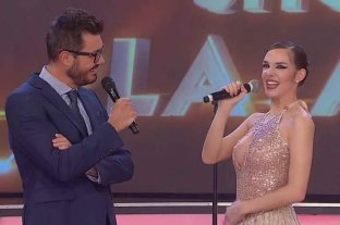 Julieta Nair Calvo anunció que está embarazada y renunció a La Academia