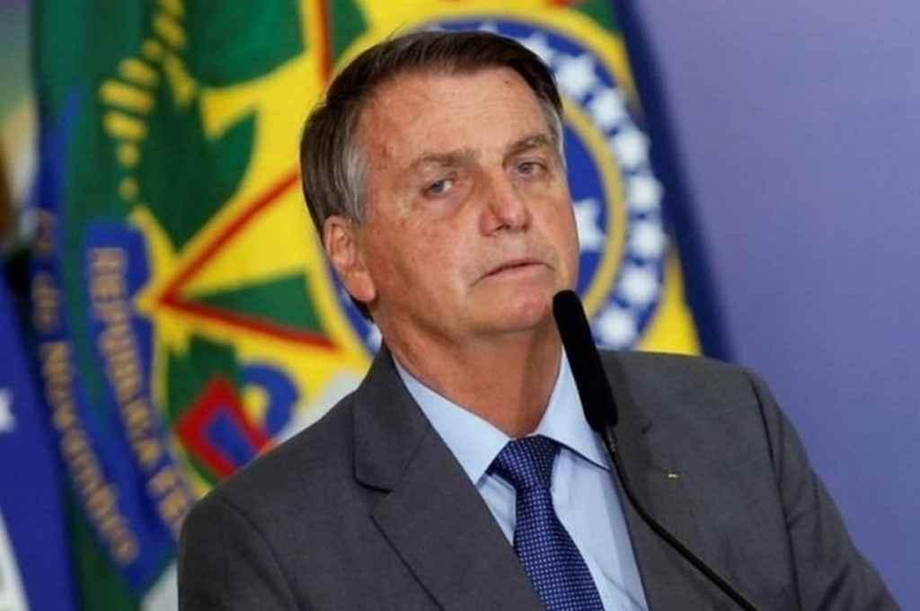 Jair Bolsonaro, presidente de Brasil. ¿Es eso lo que ustedes quieren para nuestra patria?